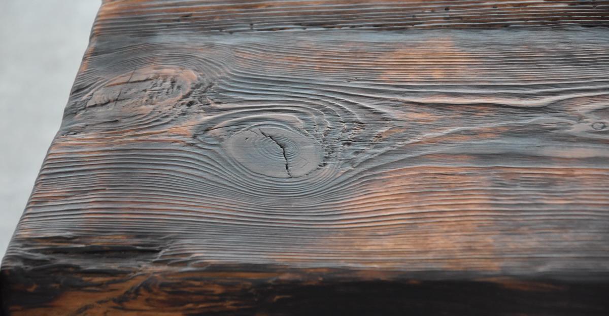 steel wood